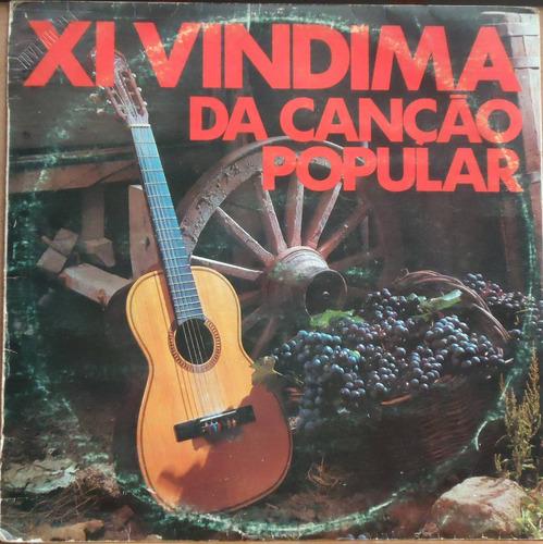 lp (034) gaúcho - 11ª vindima da canção popular