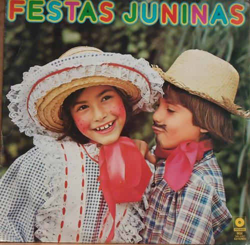 lp (060) coletâneas - festas juninas