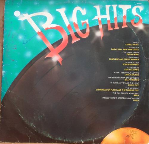 lp (066) coletâneas - big hits