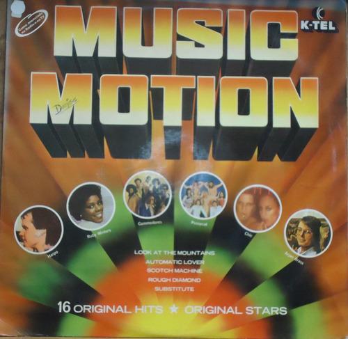 lp (066) coletâneas - music motion