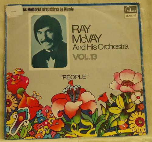 lp - (070) - orquestras - ray mcvay and his orchestra vol.13