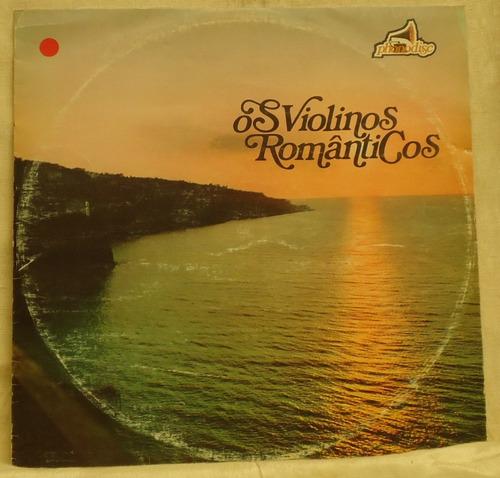 lp - (070) - orquestras - violinos românticos