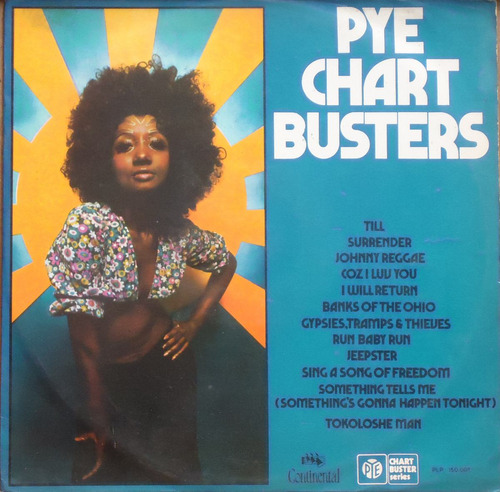 lp (075) cantor(a) int - pye chart busters