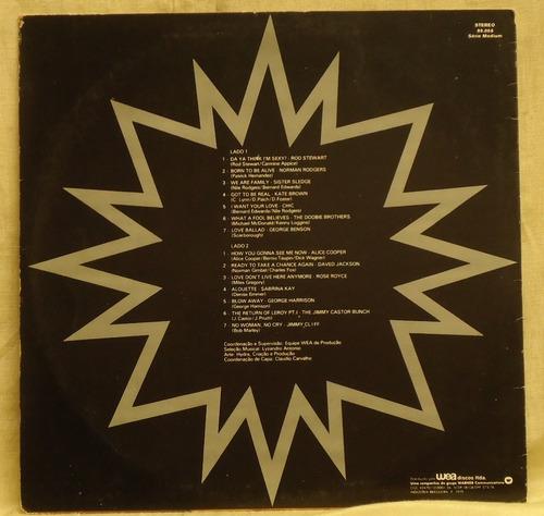 lp - (081) - coletâneas - 14 super hits internacionais