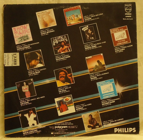 lp - (081) - coletâneas - sucessos 80