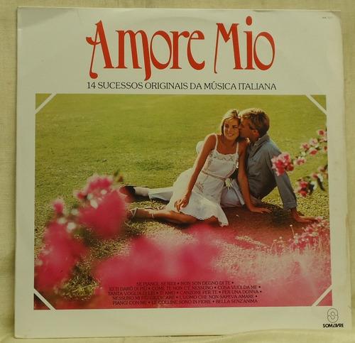 lp - (082) - coletâneas - amore mio