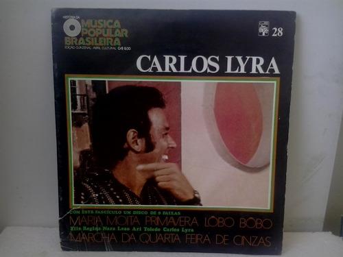 lp 10 p carlos lyra hist  mus popr brasileira