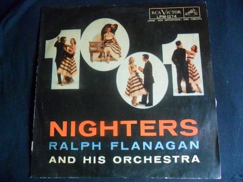 lp 1001 nighters ralph flanagan and his orchestra