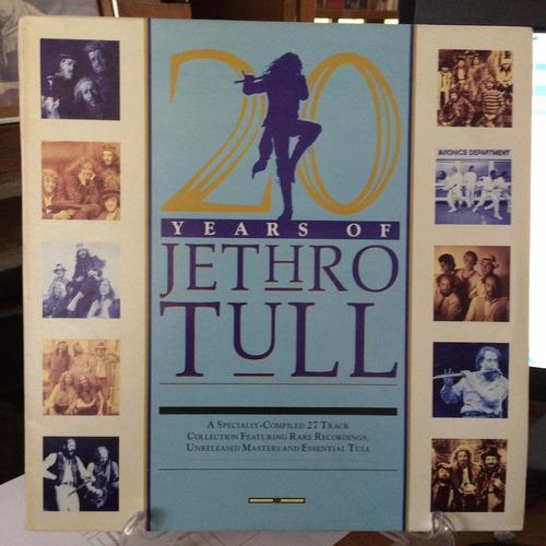 lp- 20 years of  - jethro tull