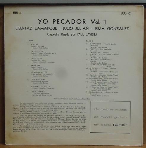 lp (325) vários - arias y canciones