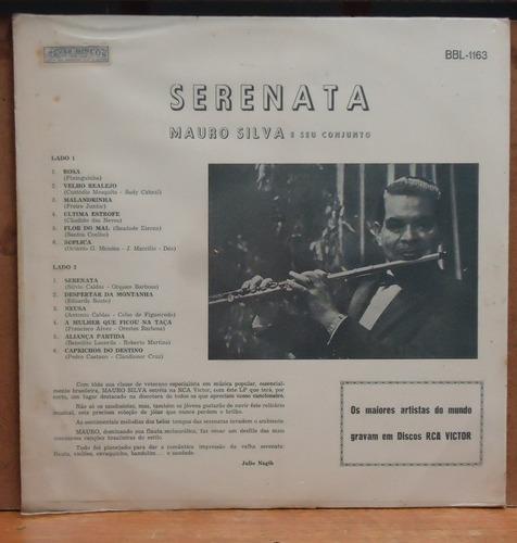 lp (415) vinil - vários - serenata