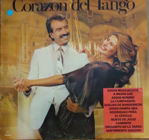lp (421) tango - corazon del tango