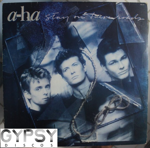 lp a ha stay on these roads 1988