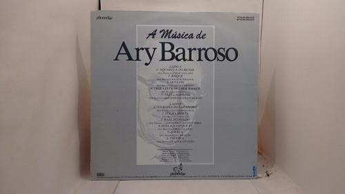 lp - a música de ary barroso