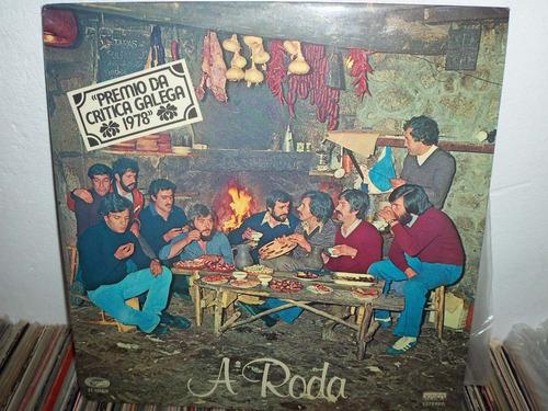 lp a roda 1977 prêmio da crítica galega 1978 capa dupla