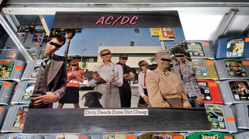 lp acdc dirty deeps done dirt cheap imp acetato,long play