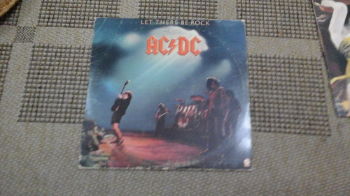lp-ac/dc-let there be rock -importado