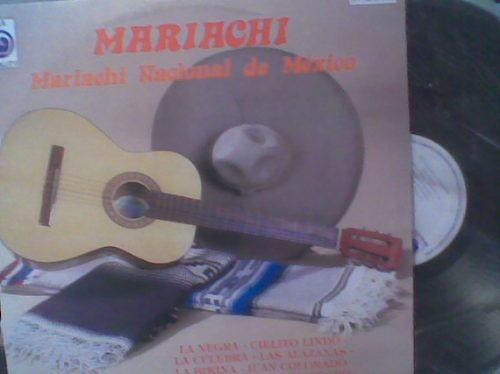 l.p. acetato grande mariachi nac.de mexico
