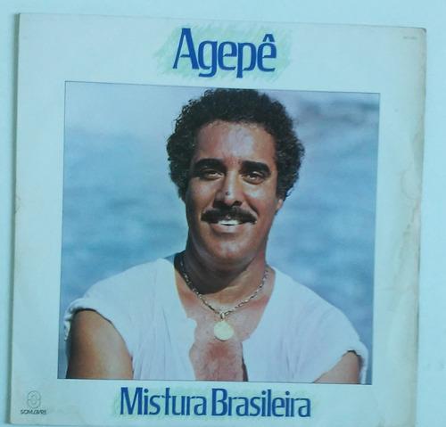 lp agepê mistura brasileira 1984 somlivre