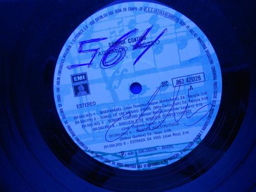 lp aguinaldo timóteo p/1981- sonhar contigo