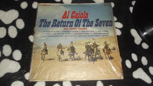 lp al caiola - the return of the seven