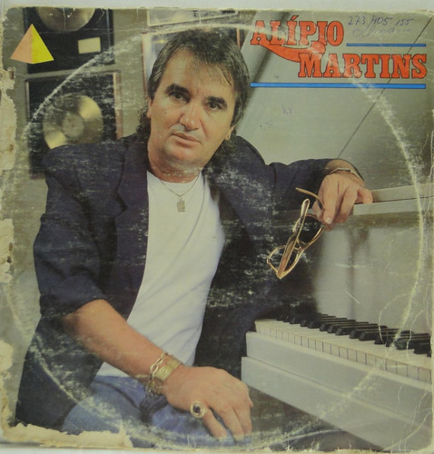 lp alipio martins - 1988 -  a083
