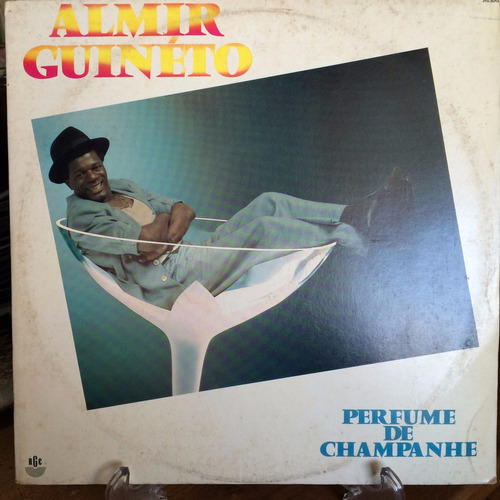 lp-almir guinéto - perfume de champanhe