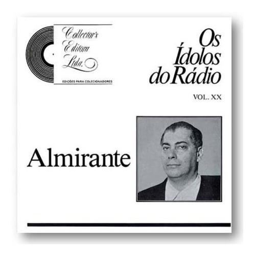 lp almirante - os ídolos do rádio 20 (novo)