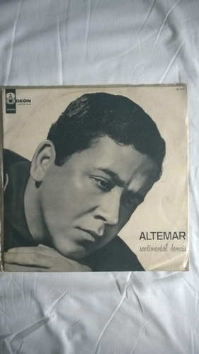 lp- altemar dutra - sentimental demais