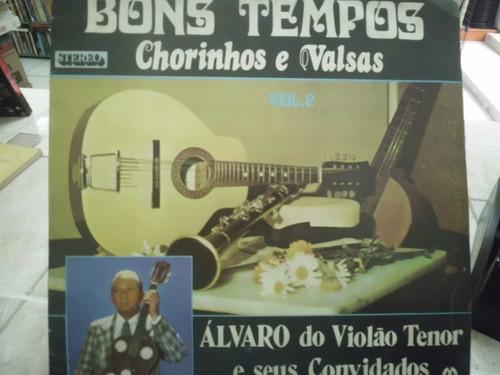 lp álvaro do violão tenor e seus convidados