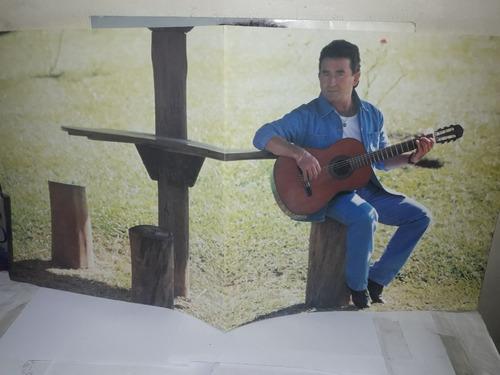 lp amado batista 1996 + poster novissímo