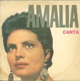 Lp Amalia Rodrigues - Canta - Musicolor 1971