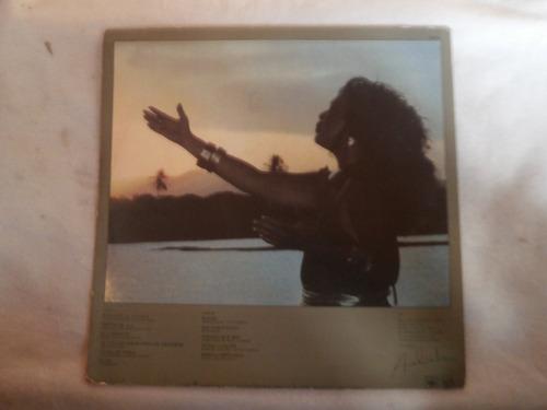 lp amelinha - romance da lua lua, vinil com encartes, 1983