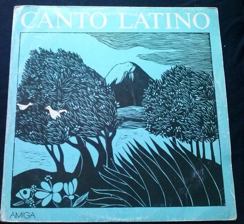 lp amiga canto latino