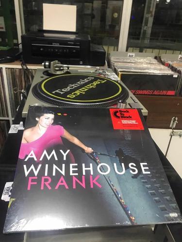 lp- amy winehouse ( frank )