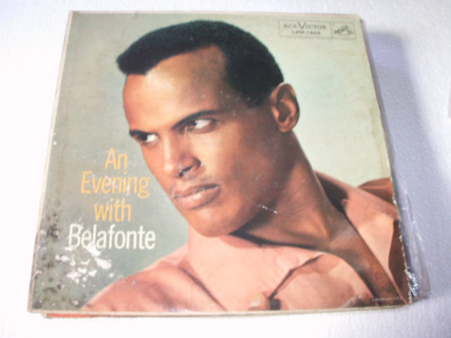 lp an evening with belafonte-importado