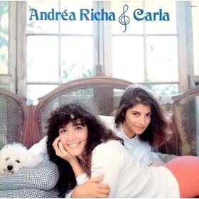 Lp Andréa Richa & Carla - Saudade