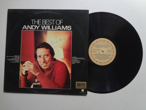 lp andy williams the best of
