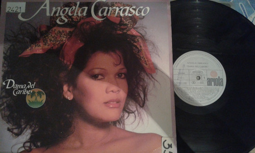 lp angela carrasco  dama del caribe