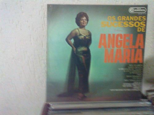 lp - angela maria - os grandes sucessos