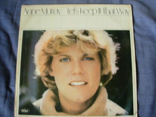 lp anne murray lets keep it that way