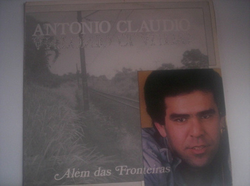 lp antonio claudio - além das fronteiras