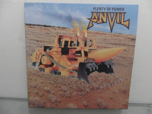 lp anvil - plenty of power (exciter, razor, overkill)