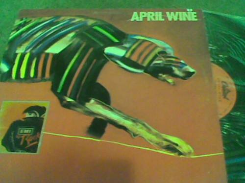 l.p. april wine