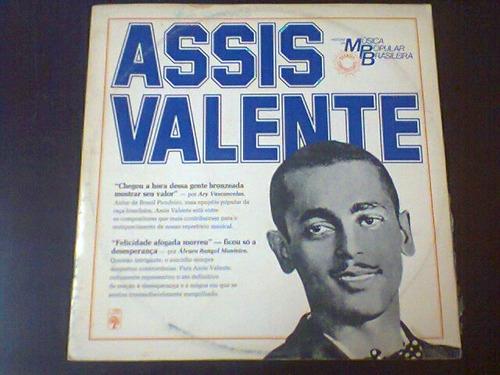 lp assis valente - história da música popular brasileira