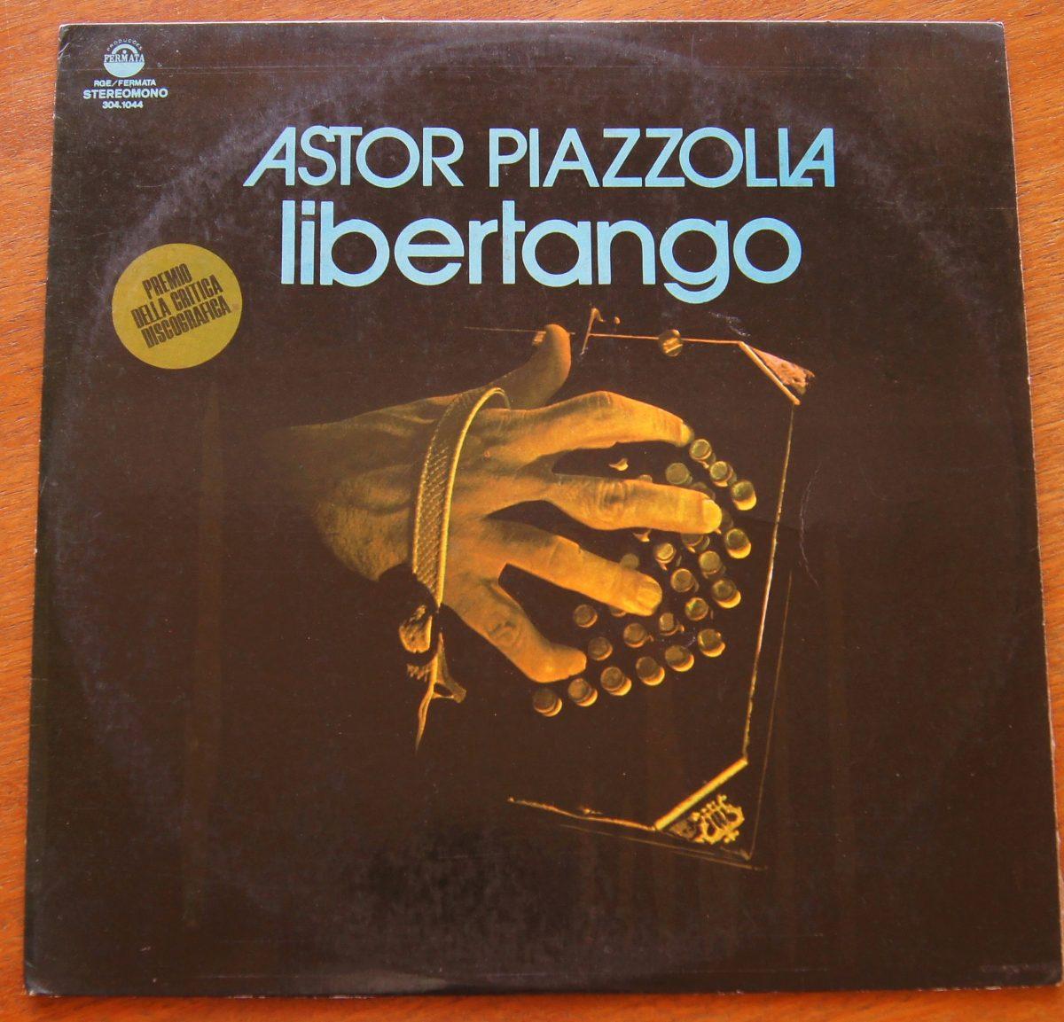 Lp Astor Piazzolla - Libertango