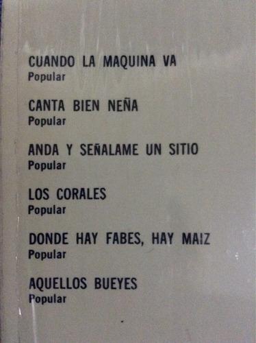 lp asturias canta canta josefina arguelles