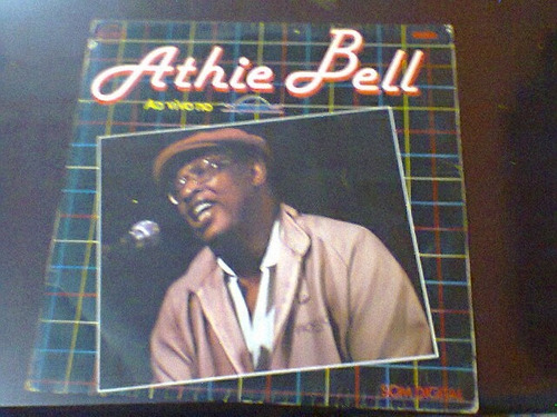 lp athie bell - ao vivo no people.
