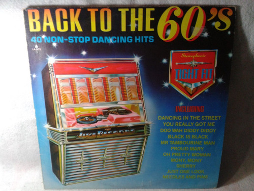 lp back to 60's by tight fit