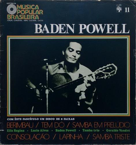 lp - baden powell - história da mpb